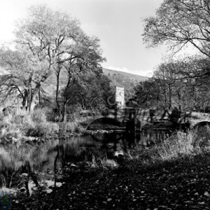River Skirfare and Arncliffe Bridge